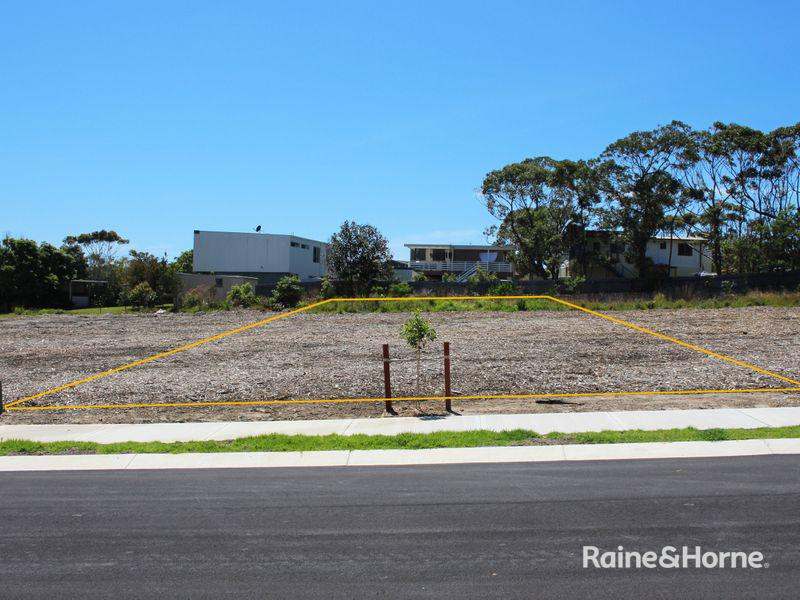 Lot 307 Galiga Crescent Seaside Estate, Dolphin Point, NSW 2539
