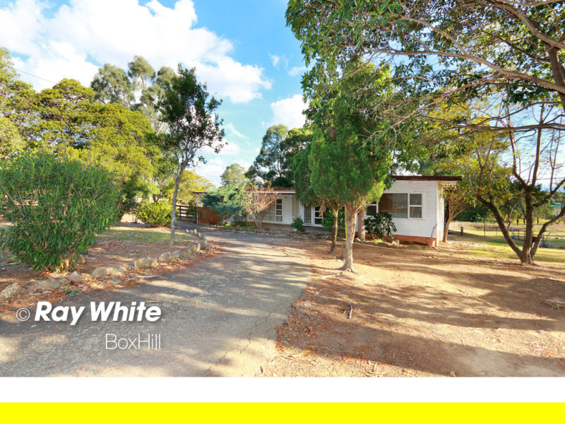 204 Old Pitt Town Road, Box Hill, NSW 2765