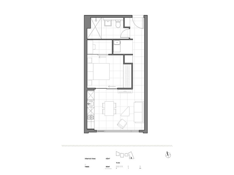 LVL 5/87 Bay Street, Glebe, NSW 2037 - floorplan