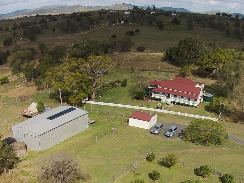 1 Hauser Road, Blenheim, Qld 4341