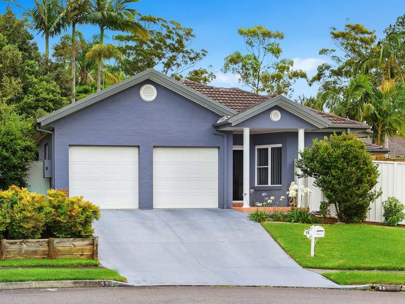 15 Starboard Avenue, Bensville, NSW 2251