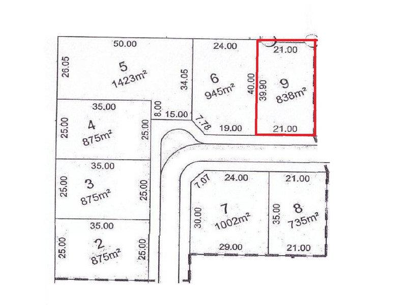 8 (Lot 9) Lakes Park Drive, Ob Flat, SA 5291