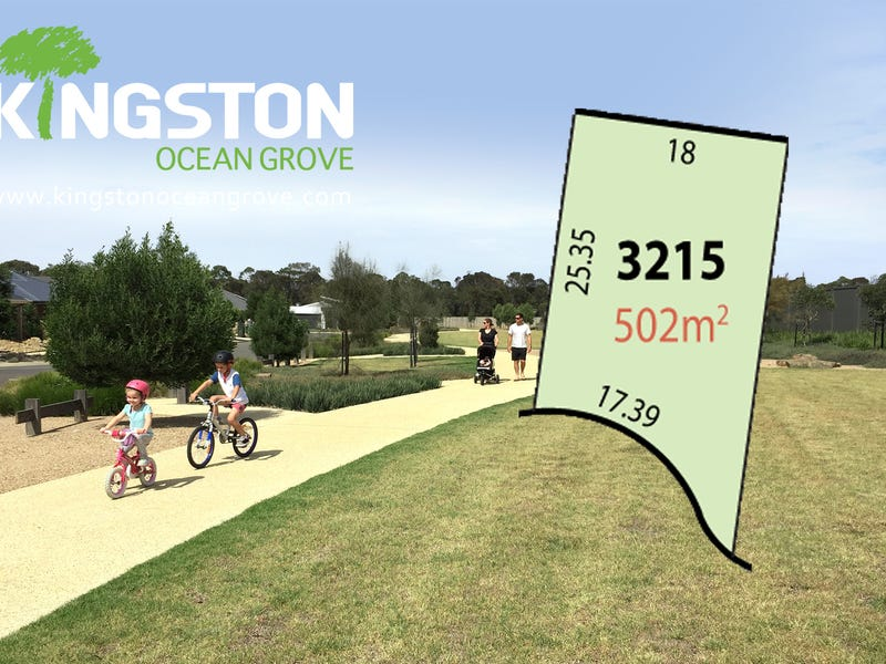 Lot 3215 Ironwood Court, Ocean Grove, Vic 3226