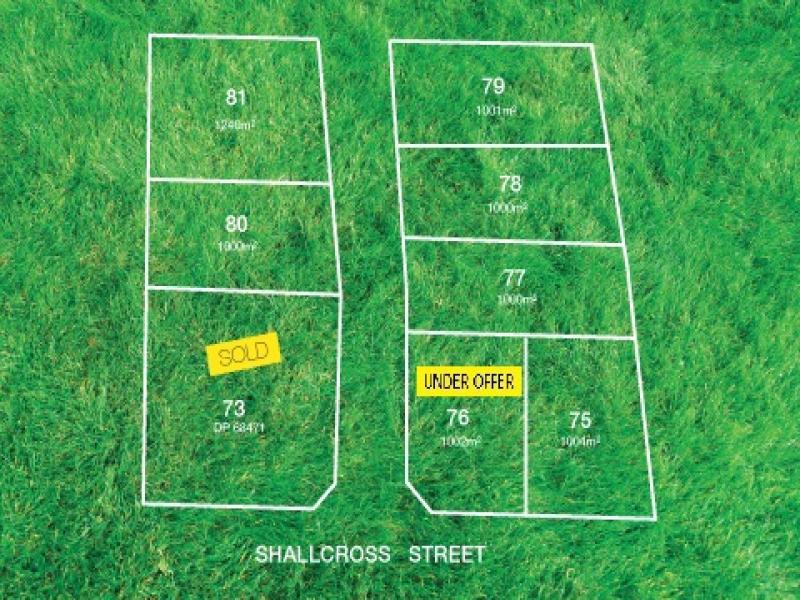 Lot 76/74 Shallcross Street, Carnarvon, WA 6701