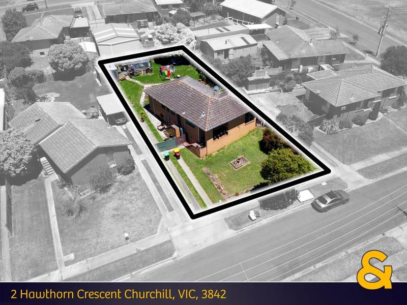 2 Hawthorn Crescent, Churchill, Vic 3842
