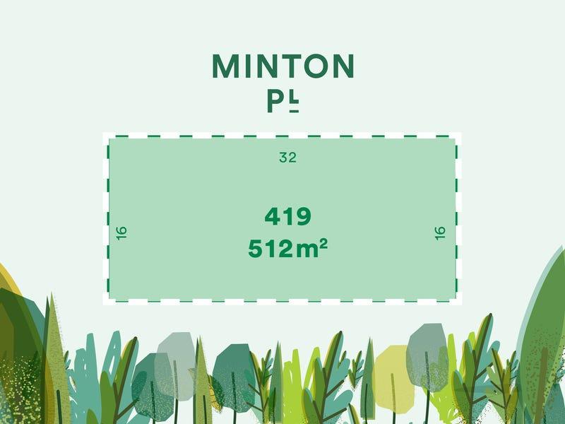 Lot 419, 100 Minton Street, Beveridge, Vic 3753
