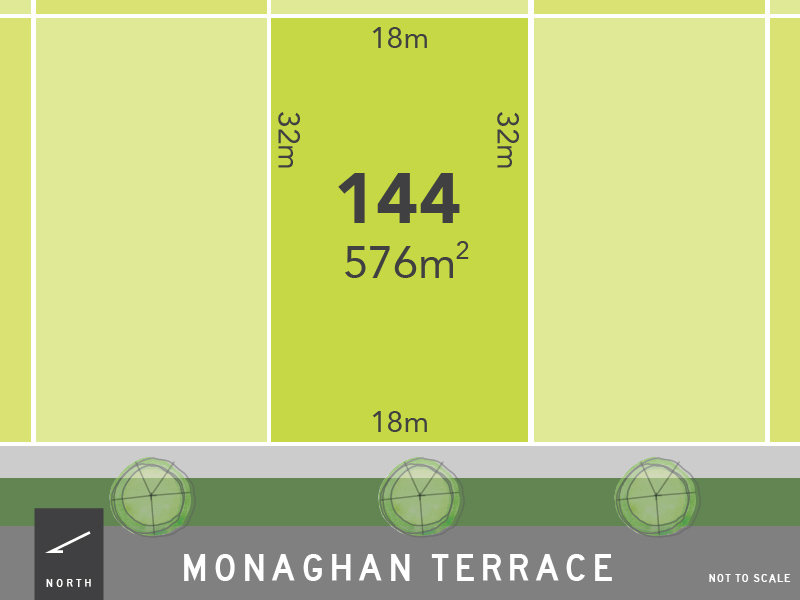 Lot 144, Monaghan Terrace, Alfredton, Vic 3350