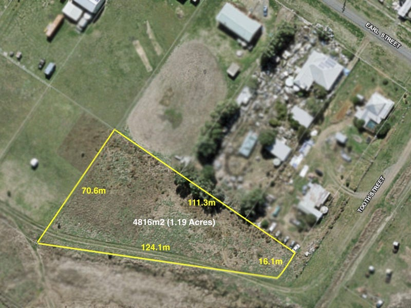 Lot 20 Tooth Street, Jondaryan, Qld 4403