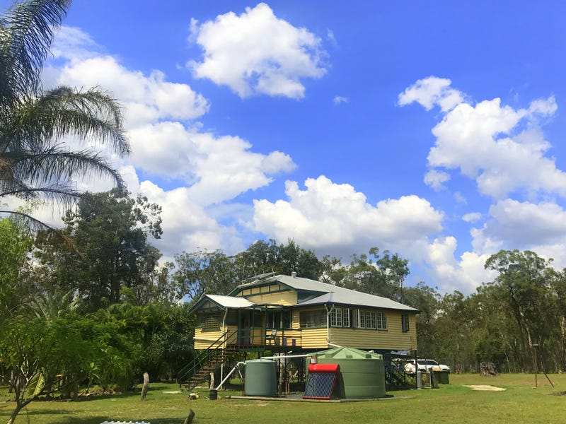179 Murphy Road, Captain Creek, Qld 4677