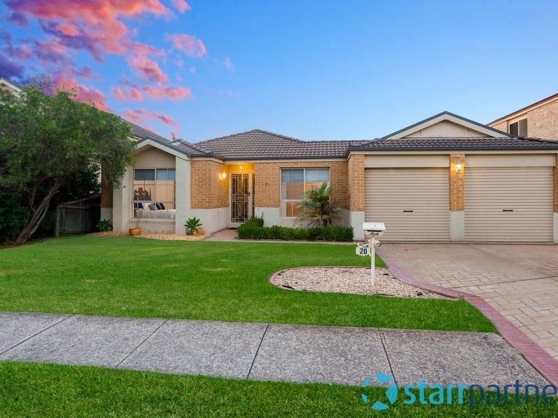 20 Kingsmere Drive, Glenwood, NSW 2768