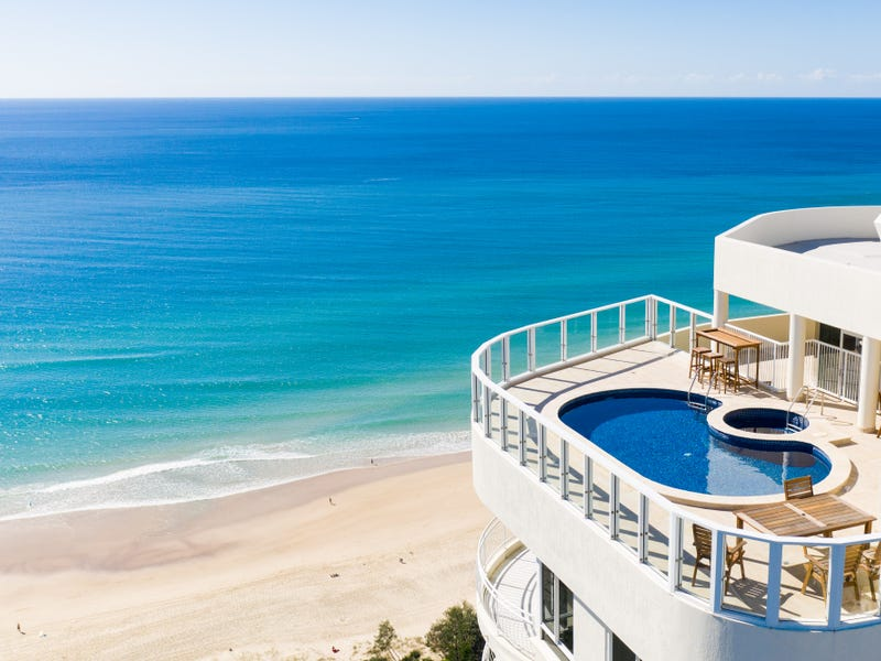 The '2nd Avenue' Penthouse 3 Second Avenue, Burleigh Heads, Qld 4220