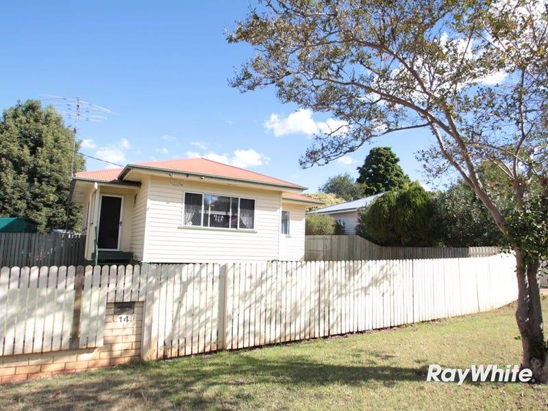 14 Elizabeth Street, South Toowoomba, Qld 4350