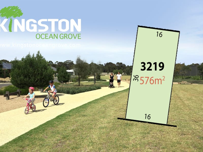 Lot 3219 Shelburn Way, Ocean Grove, Vic 3226
