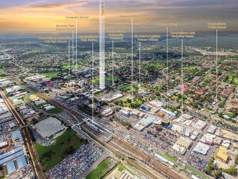 102/15 King Street, Campbelltown, NSW 2560