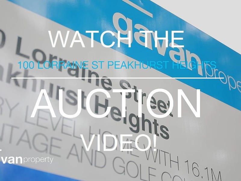 100 Lorraine Street, Peakhurst Heights, NSW 2210