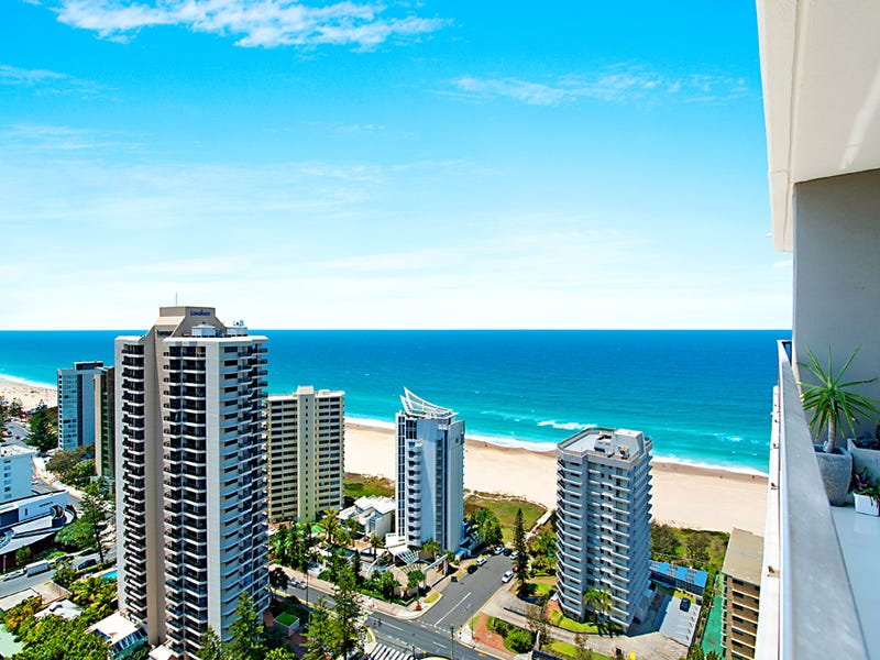 2702/5 Enderley Ave, Surfers Paradise, Qld 4217