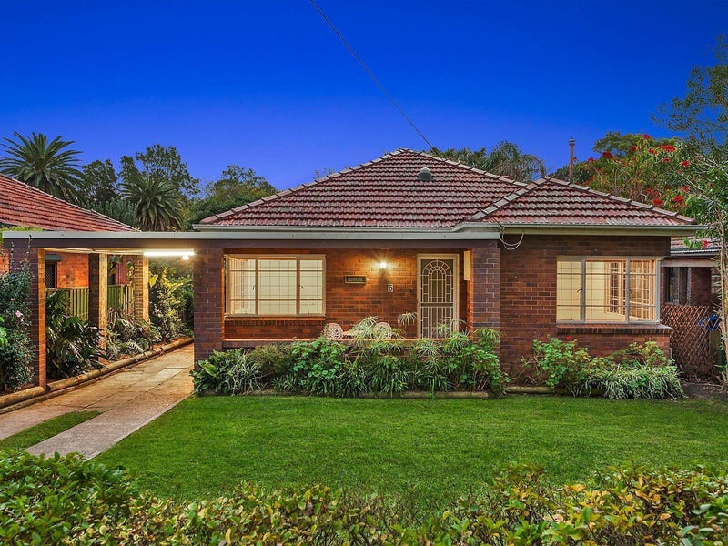 5 Minogue Crescent, Forest Lodge, NSW 2037