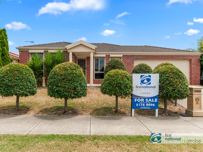 25 Connaught Way, Traralgon, Vic 3844