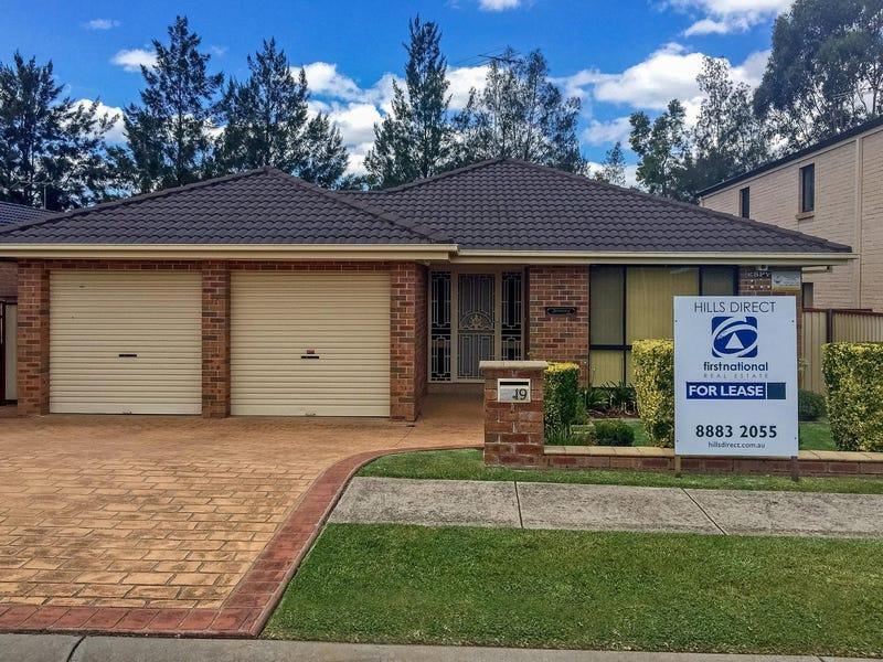 19 Manor Street, Kellyville Ridge, NSW 2155