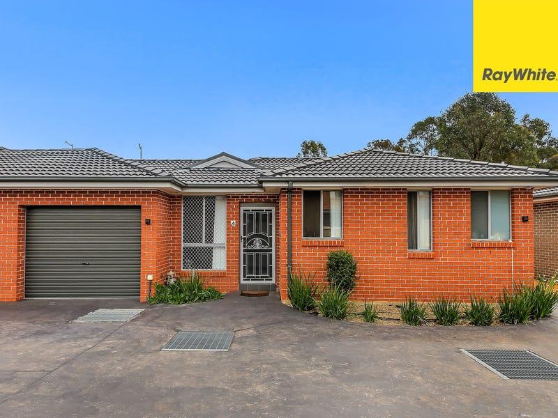 4/36 Criterion Crescent, Doonside, NSW 2767