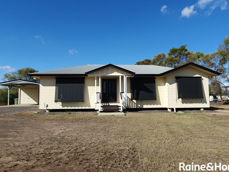 127 BRANCH CREEK ROAD, Dalby, Qld 4405