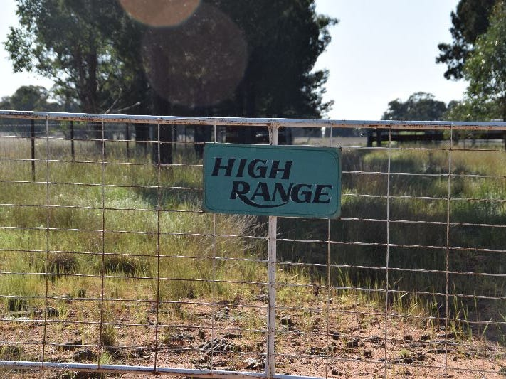 'High Range', Mendooran, NSW 2842
