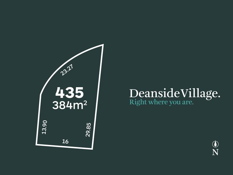 Lot 435, Murugan Street, Deanside, Vic 3336