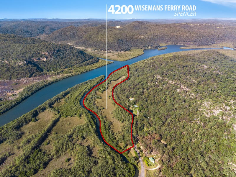 4200 Wisemans Ferry Road, Spencer, NSW 2775