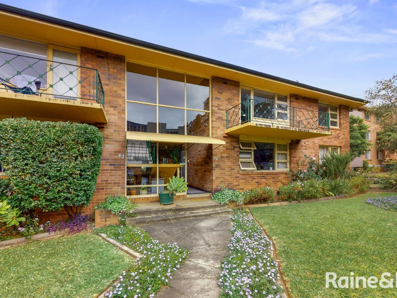 6/43 Great Western Highway, Parramatta, NSW 2150