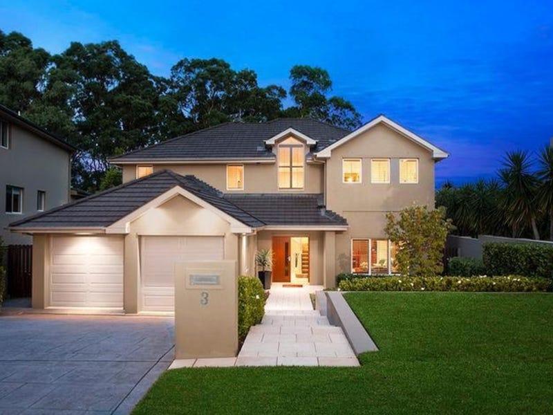 3 Brighton Drive, Bella Vista, NSW 2153