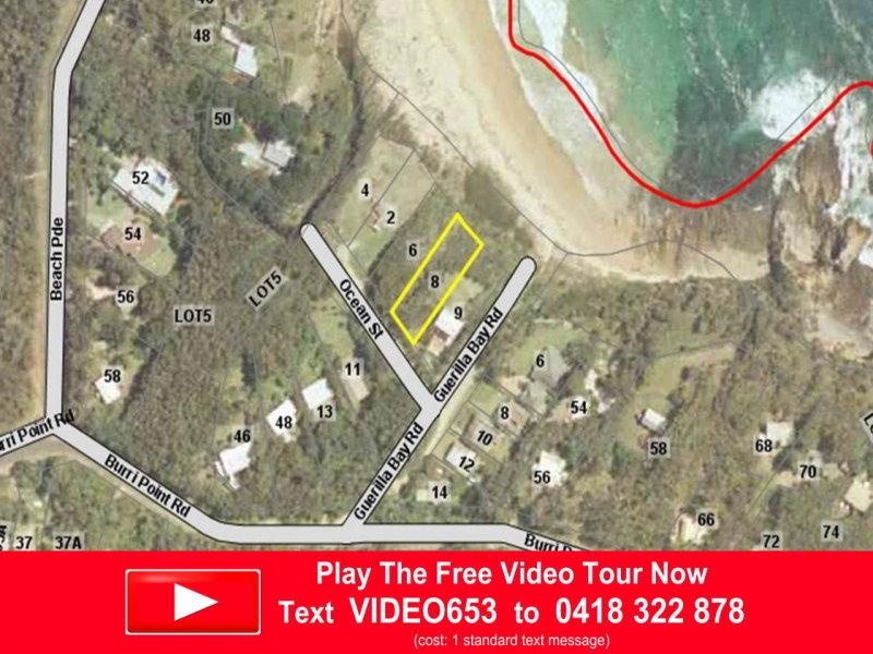 8 Ocean Road, Guerilla Bay, NSW 2536