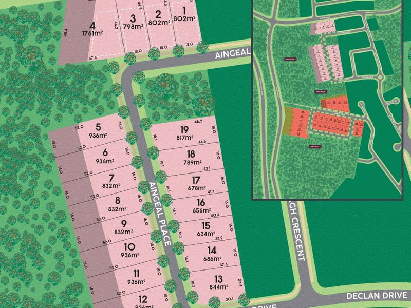 Lot 4, Aingeal Place, Oxenford, Qld 4210