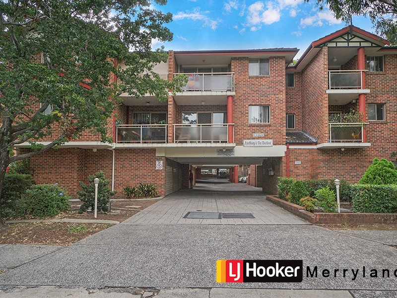 9/23-25 Oxford St, Merrylands, NSW 2160