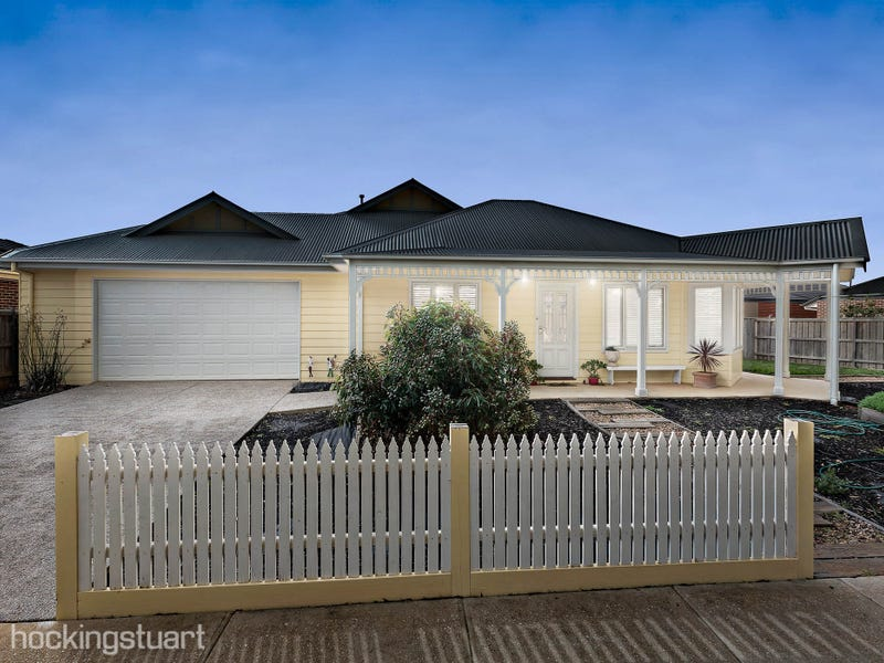 8 Rushworth Avenue, Eynesbury, Vic 3338