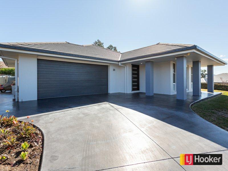 23 Peak Drive, Hillvue, NSW 2340