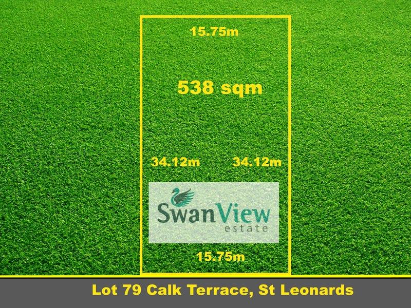 20 (Lot 79) Calk Terrace, St Leonards, Vic 3223