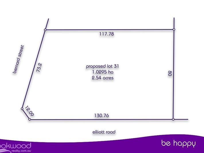 Proposed Lot 31, 140 Bernard Street, Mount Helena