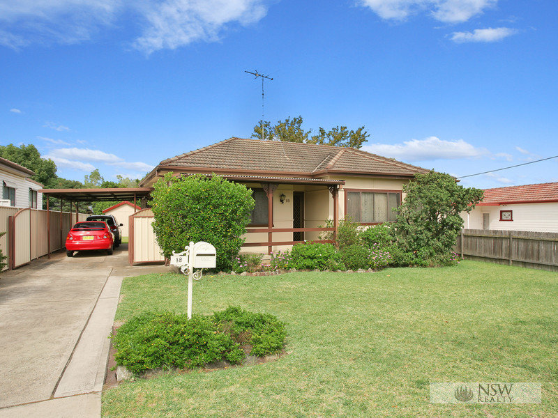 18 Faulds Road, Guildford West, NSW 2161