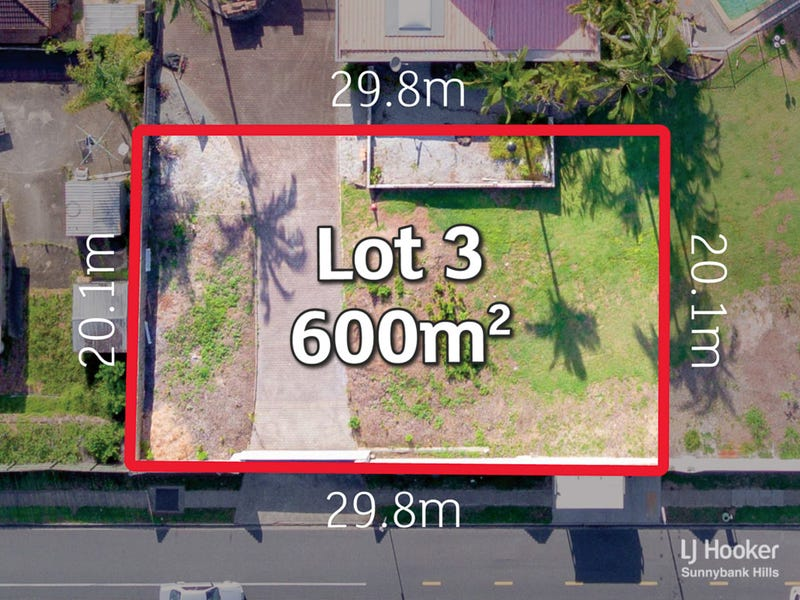 Lot 3, 428 Warrigal Road, Eight Mile Plains, Qld 4113