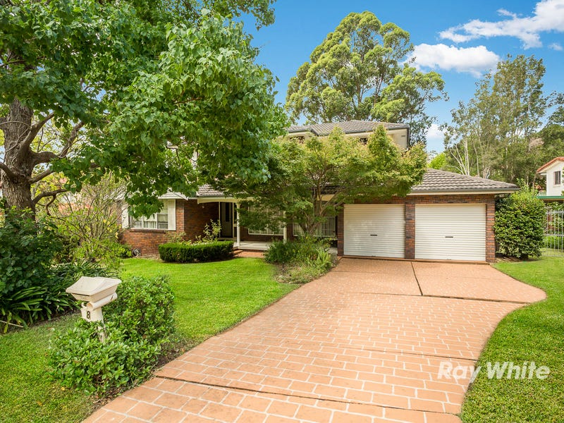 8 Winchcombe Place, Castle Hill, NSW 2154