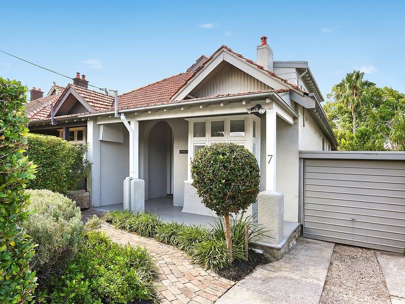 7 Slade Street, Naremburn, NSW 2065