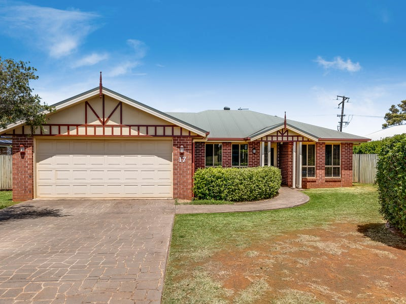 17 Gregory Court, Highfields, Qld 4352