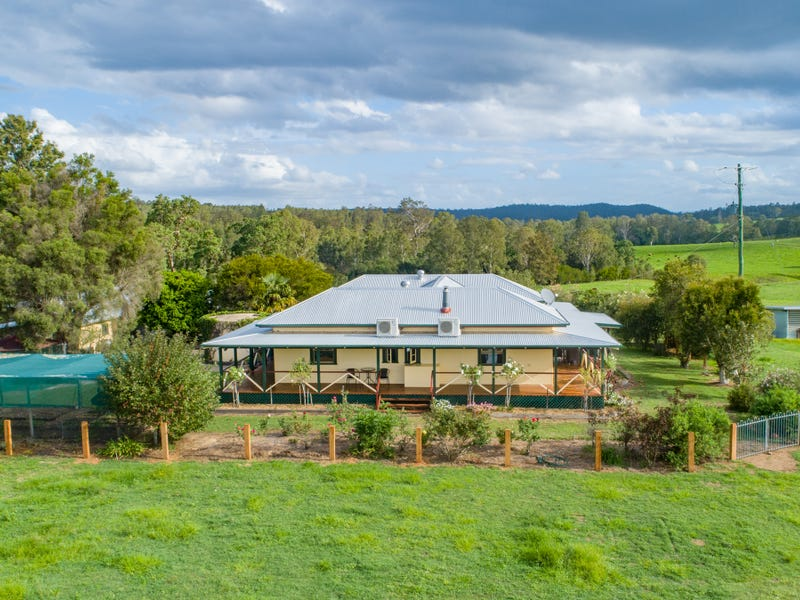283 Rodgers Road, Tabulam, NSW 2469