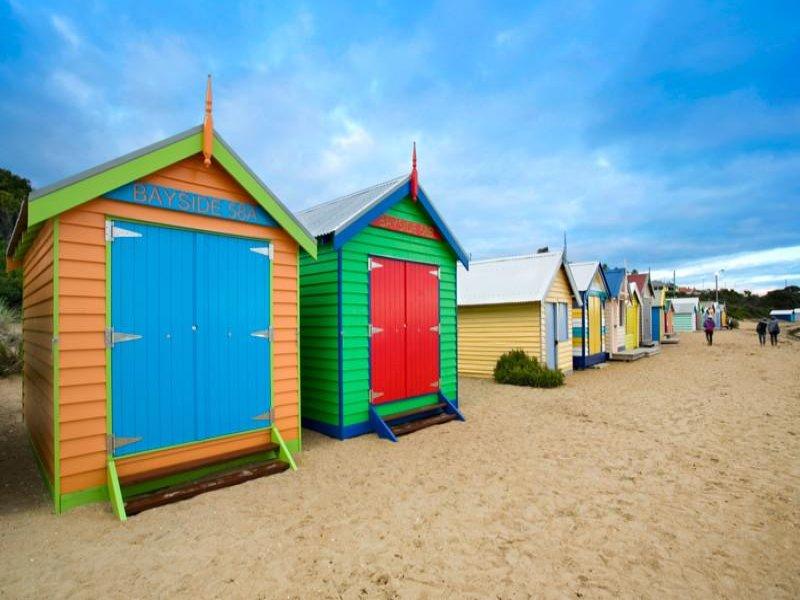 58a & 58b Beach Box, Dendy Beach, Brighton, Vic 3186