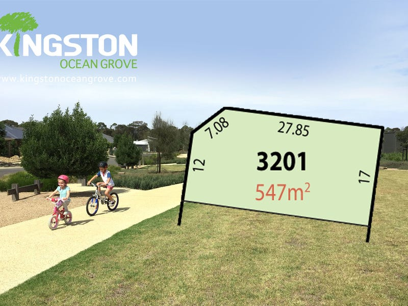 Lot 3201 Parkside Boulevard, Ocean Grove, Vic 3226