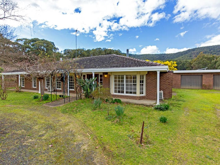 882 Chum Creek Road, Chum Creek, Vic 3777