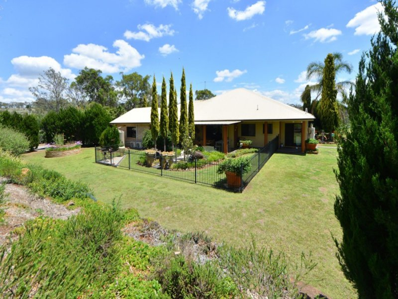 600 Old Goombungee Road, Cawdor, Qld 4352