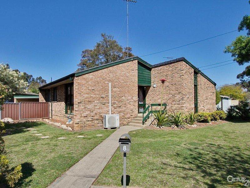 8 Cox Crescent, Hobartville, NSW 2753
