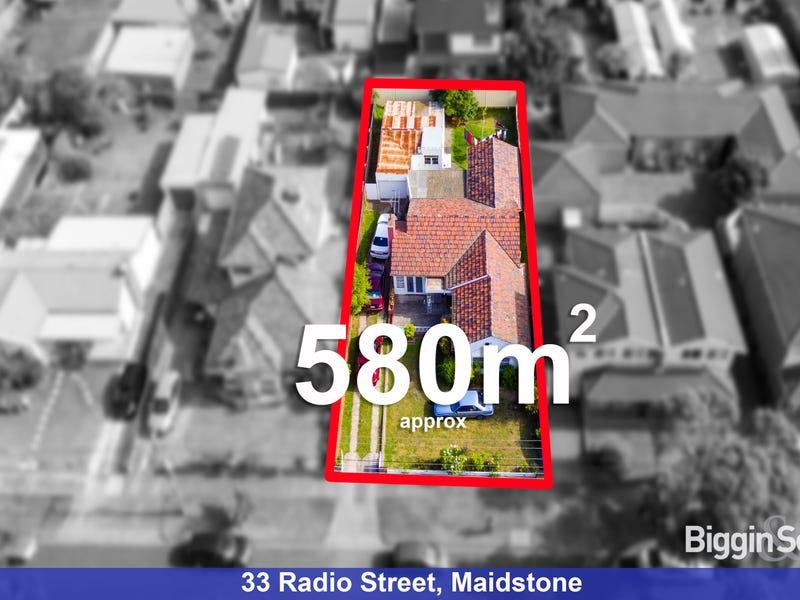 33 Radio Street, Maidstone, Vic 3012