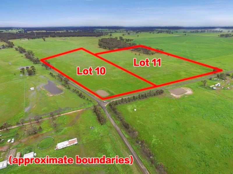 Lot 10 & 11, Tinklers Lane, Sebastian, Vic 3556